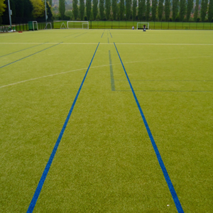water based synthetic turf